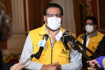 El post confinamiento en La Paz será analizado por el COED