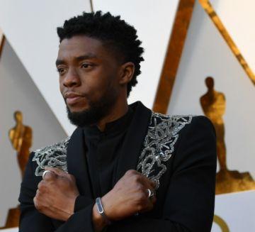 """Chadwick Boseman, la estrella de """"Pantera Negra"""", muere tras luchar en privado contra el cáncer"""