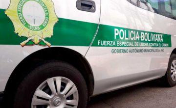 La Paz: un presunto ladrón muere en hecho violento