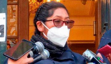 Eva Copa dice que el Gobierno incumple su deber al no publicar leyes promulgadas