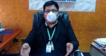 El administrador regional de la CNS superó al coronavirus y retoma funciones