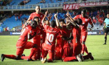 El fútbol colombiano vuelve el 8 de septiembre