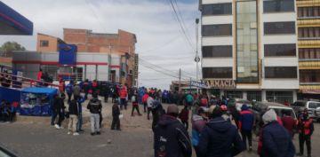 En toma violenta, Carlos Porco demostró que Fedecomin controla la Comibol