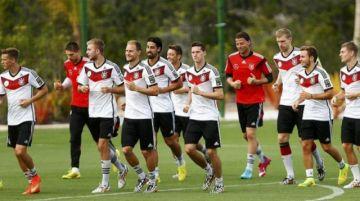 Alemania se medirá con España a puerta cerrada