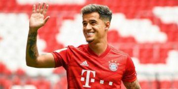 Bayern de Múnich oficializa el regreso de Coutinho al Barcelona