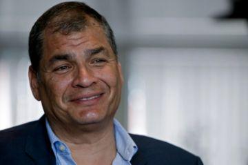 Consejo electoral de Ecuador deja en suspenso candidatura de Rafael Correa