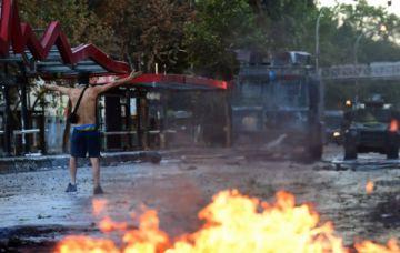 Camioneros suspenden paro tras acuerdo con el gobierno en Chile