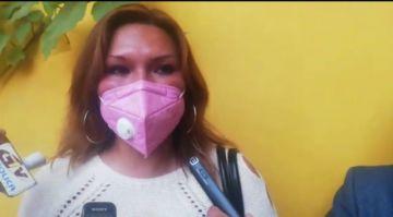 Padres de familia piden a Carmona no trabar canastas escolar y familiar