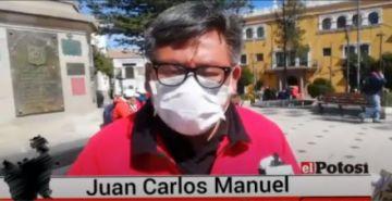 Comités cívicos del sur amenazan con movilizaciones si Evo Morales es habilitado