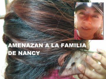 Amenazan a la familia de la mujer que fue calcinada