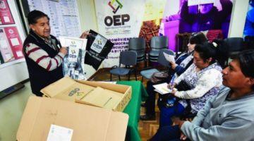 Elecciones de octubre serán observadas por 16 organizaciones de la sociedad civil