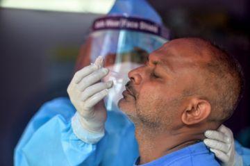 La India supera los 4 millones de contagios y es el tercer país con más casos de coronavirus