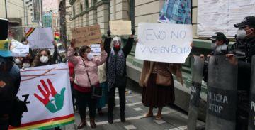 Fallo constitucional no puede ordenar la habilitación de Evo Morales; el TSE tiene la tuición