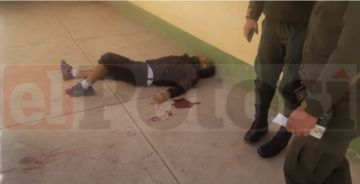 Mataron a un recluso en la cárcel de Cantumarca
