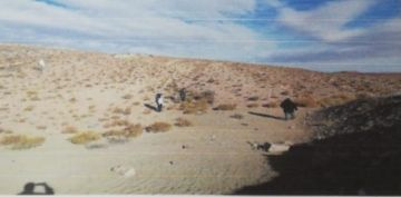 Más allá del feminicidio, una mujer termina en cenizas en Uyuni
