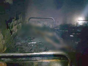 Un hombre muere calcinado en una comunidad de Chaquí