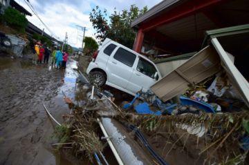 Un violento tifón Haishen se dirige hacia Japón