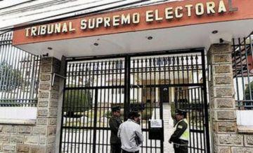 TSE afirma que responderá en el marco de la completa independencia  en caso sobre Evo Morales