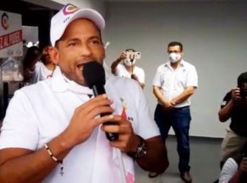 """Camacho lanza su campaña y decide acabar """"la dictadura de las encuestas"""""""