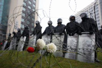 La represión se acentúa en Bielorrusia con centenares de detenciones