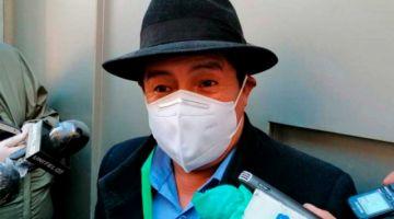 Si fuera Ministro de Gobierno, Rafael Quispe dice que iría a la embajada de México a sacar a Quintana del cuello