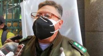 Comandante se refiere a las denuncias contra la Policía
