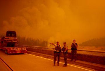 Los incendios en Oregón destruyen cientos de hogares en Estados Unidos