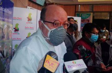 """Sedes-La Paz emplea investigación retrospectiva para """"sincerar"""" la cifra de fallecidos por COVID"""
