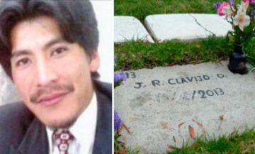 Gobierno pide la exhumación del presunto cadáver de Clavijo en el caso Hanalí Huaycho