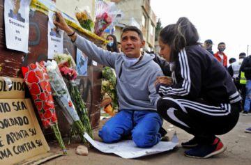 Protestas contra violencia policial dejan 10 muertos a bala y caos en Bogotá