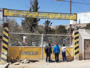 Cooperativistas de Oruro inician medidas contra decisiones que benefician a Potosí