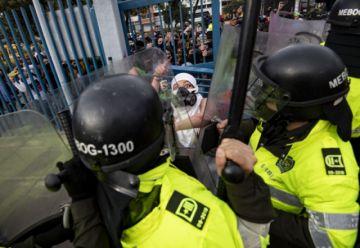 Policía de Colombia, foco de la ira social por abusos que agravó la pandemia
