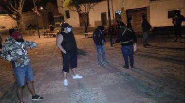 Fiscalía imputará a 28 miembros de plataformas aprehendidos en Sucre