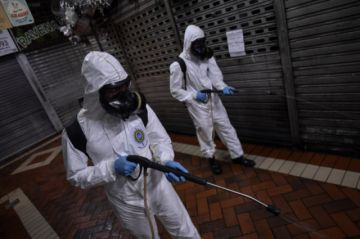 Brasil supera los 130.000 muertos por coronavirus