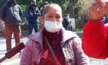 """Angustiada, mujer acusada falsamente de rapto reclama a Murillo: """"Estoy traumada, no puedo caminar dignamente"""""""