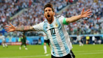 Messi, la carta inesperada para liderar a Argentina en el debut de eliminatoria