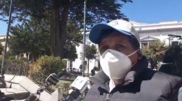 Dirigentes de Comcipo viajan a La Paz para tratar tema del Cerro Rico