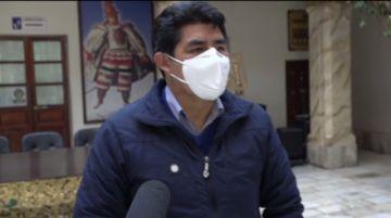 Gobernador anuncia la llegada de voluntarios para atender a pacientes con coronavirus