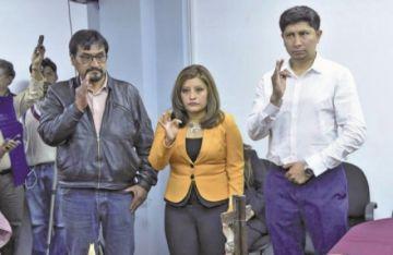 Denuncian a cabezas de Comibol por corrupción y nepotismo
