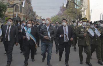 Murillo abucheado: La alcaldesa de Vinto busca problemas y los va a encontrar
