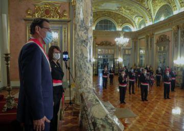 Presidentes de la región exhortan a Congreso peruano a evitar destitución de Vizcarra