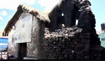Promueven la declaratoria de patrimonio al santuario, festividad e imagen del tata Bombori
