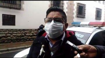 Alcalde lamenta que concejales no aprueben bonos en Potosí