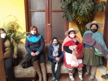 Juntas escolares declaran vigilia y toma pacífica del Concejo en Potosí