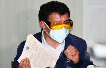 Víctor Borda lamenta inasistencia de ministros sobre caso Senkata