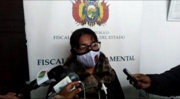 Reportan la caída de un muro a causa de las lluvias en Potosí