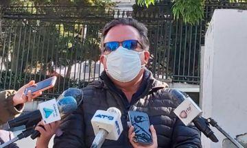 CC denuncia a Jeanine Añez ante el TSE, pide sancionarla y remitirla a la Contraloría