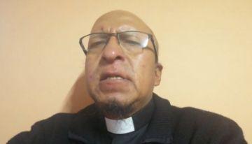 El padre Miguel Albino habla del dolor de María