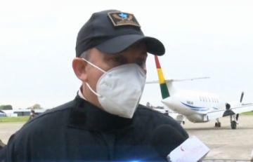 Prevén movilizar hidroaviones para controlar incendios en la Chiquitania