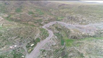 Verificarán avance de proyectos camineros y de infraestructura